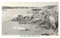 Post Card (Cox's Head From Popham Beach_web)
